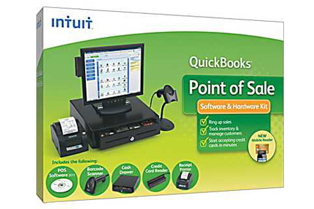 Quickbooks POS System Beaux Arts Village
